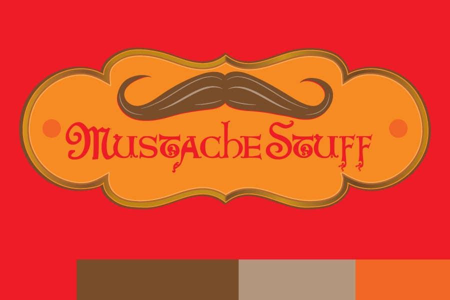 Contest Entry #40 for Logo Design for MustacheStuff.com