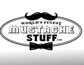 #108 para Logo Design for MustacheStuff.com de WaveArtDesign