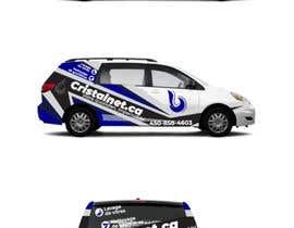 #35 for Car Wrap Re-Design by sabiadesign172