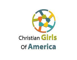 #4 for Design a Logo for Christian Girls Of America af pranav912