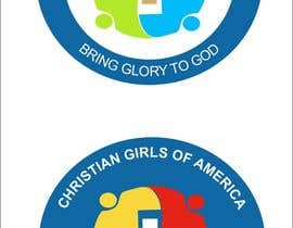 #21 for Design a Logo for Christian Girls Of America af keshidesigner