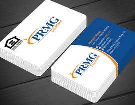 #340 untuk Manuel Rojas Business Card Design oleh mdbappymia1765
