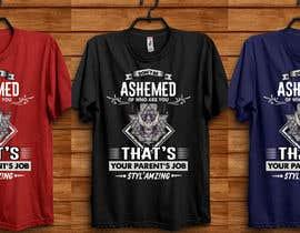 nº 113 pour T-shirt design (ash) par shatabdi3626