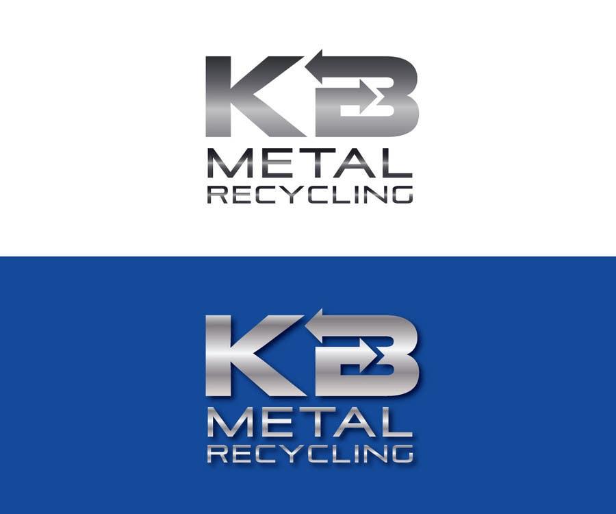 Bài tham dự cuộc thi #60 cho Design a Logo for K.B Metal Recycling