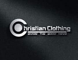 #12 para Design a Logo for Christian Clothing por anushkumar87