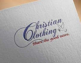 #6 for Design a Logo for Christian Clothing af moilyp