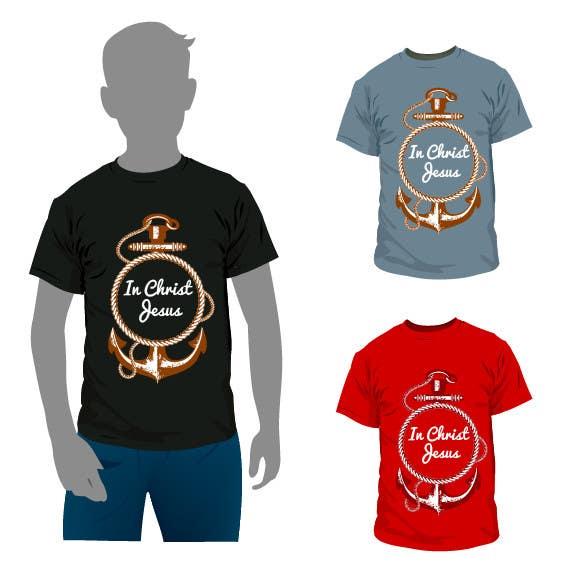 Konkurrenceindlæg #29 for Design a T-Shirt for Christian Clothing