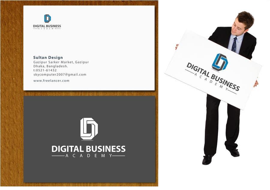 Bài tham dự cuộc thi #38 cho Logo Design for the Digital Business Academy