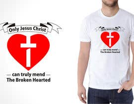 #11 for Design a T-Shirt for Broken Hearted af sekarkalalo