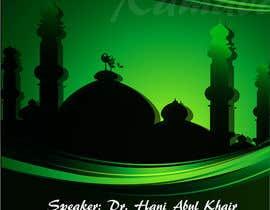 Nro 5 kilpailuun Flyer for 'Ramadan Lecture' käyttäjältä CorneliaTeo