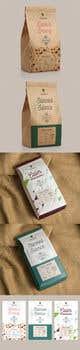 Kilpailutyön #                                                101                                              pienoiskuva kilpailussa                                                 Talana Coffee package label design