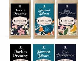 Nro 138 kilpailuun Talana Coffee package label design käyttäjältä MasterDesignRO