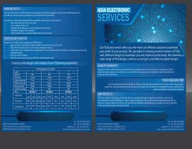 CorneliaTeo tarafından Design a Brochure for selling PCB pooling services için no 2
