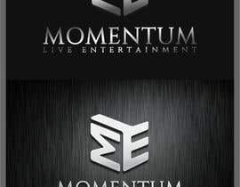 nº 102 pour Logo Design for Momentum Live Entertainment par Dewieq