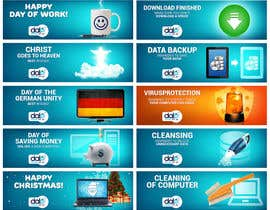 #9 untuk Design of Desktop messages on Computers oleh keriaoz