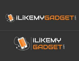 nº 4 pour Design a logo for a webshop called iLikeMyGadget.com par Hassan12feb
