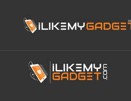 nº 38 pour Design a logo for a webshop called iLikeMyGadget.com par Hassan12feb