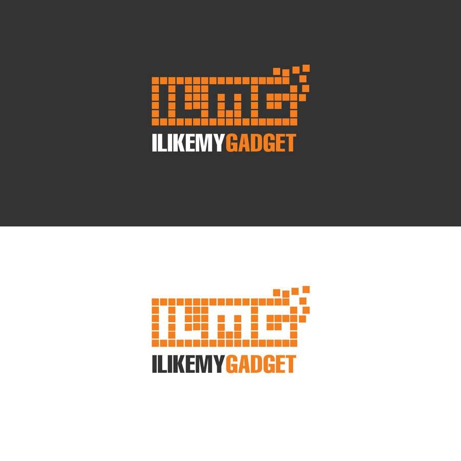 Konkurrenceindlæg #60 for Design a logo for a webshop called iLikeMyGadget.com