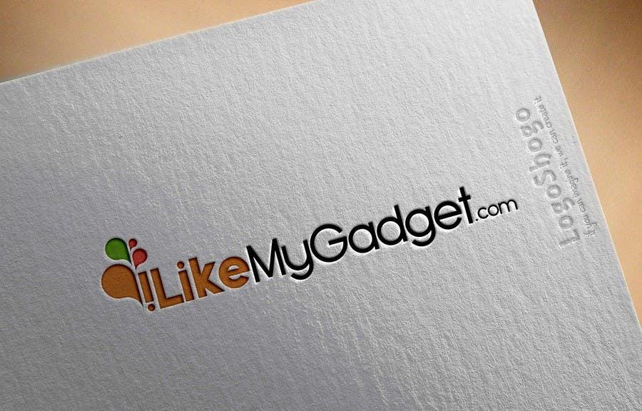 Konkurrenceindlæg #44 for Design a logo for a webshop called iLikeMyGadget.com