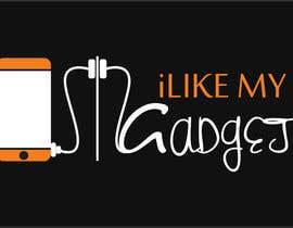 nº 35 pour Design a logo for a webshop called iLikeMyGadget.com par janhaviparab