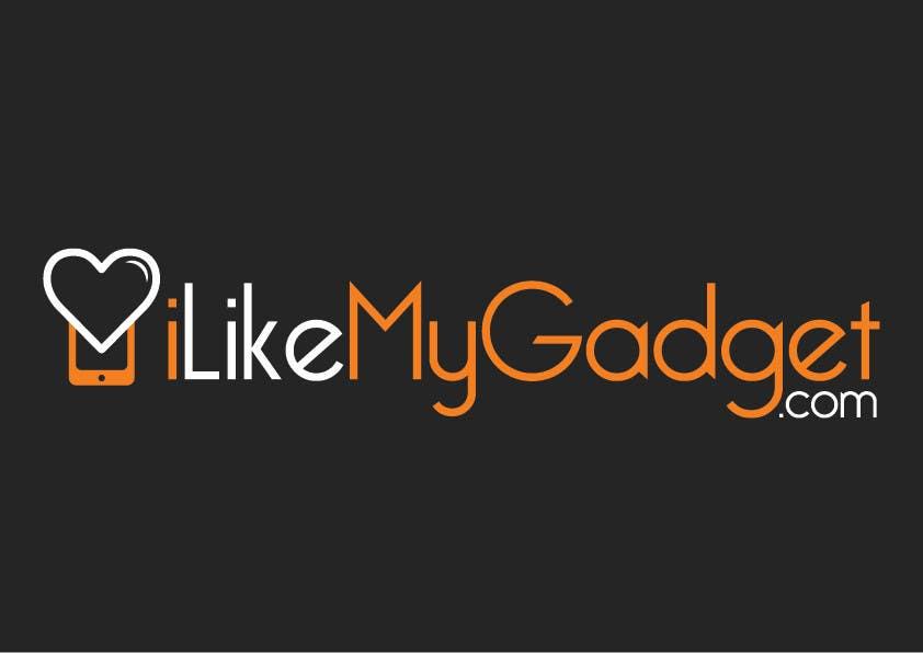 Konkurrenceindlæg #11 for Design a logo for a webshop called iLikeMyGadget.com