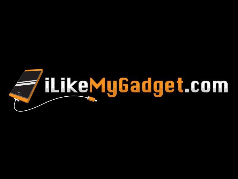 Konkurrenceindlæg #47 for Design a logo for a webshop called iLikeMyGadget.com