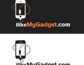 nº 31 pour Design a logo for a webshop called iLikeMyGadget.com par Aatteyacg