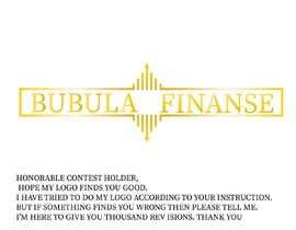#214 pentru Bubula Finanse de către rasel223870