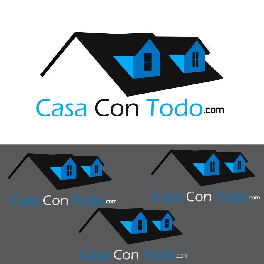 Proposition n°169 du concours Design a Logo for Casa Con Todo