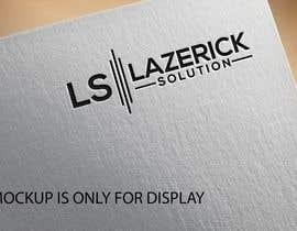 #133 for Build me a logo Lazerick solution by riad99mahmud