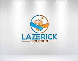 #461 for Build me a logo Lazerick solution by litonmiah3420