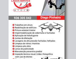 #127 para Flyer with the same visual identity as business cards por kailash1997