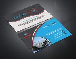 nº 1384 pour Business Card Design par DesignWithMahmud
