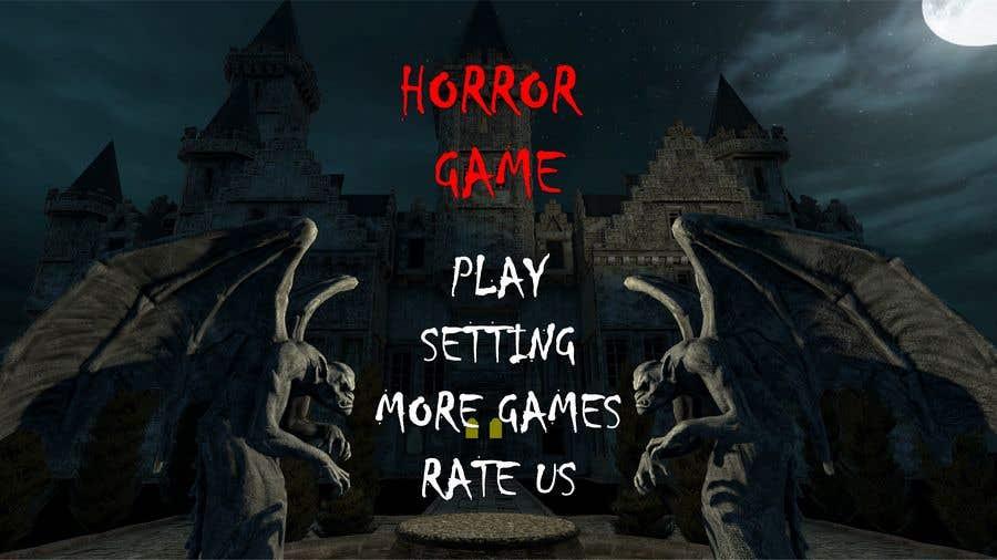 Contest Entry #                                        11                                      for                                         Make Horror Game UI (VR)