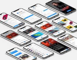 #91 for UI/UX For Personal Apps af dreamstudios0