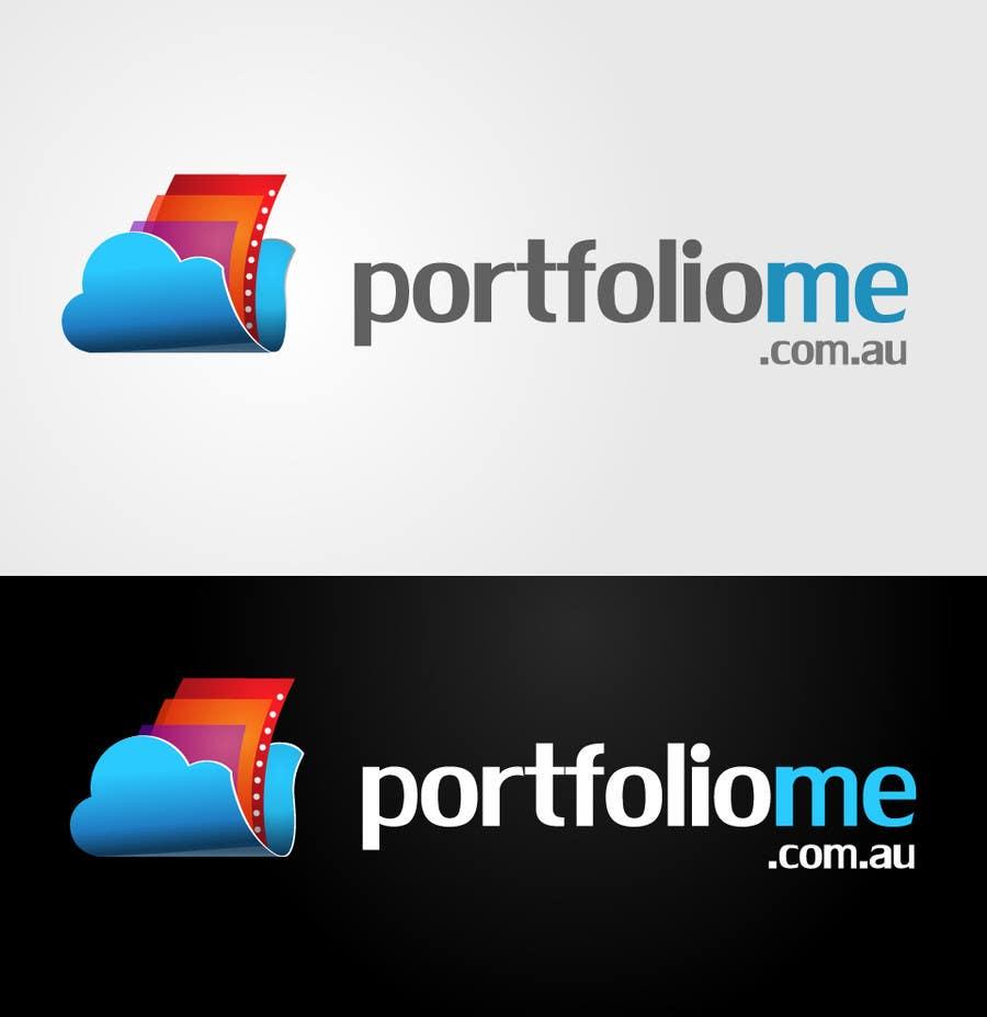 Bài tham dự cuộc thi #                                        55                                      cho                                         Design a Logo for portfoliome.com.au