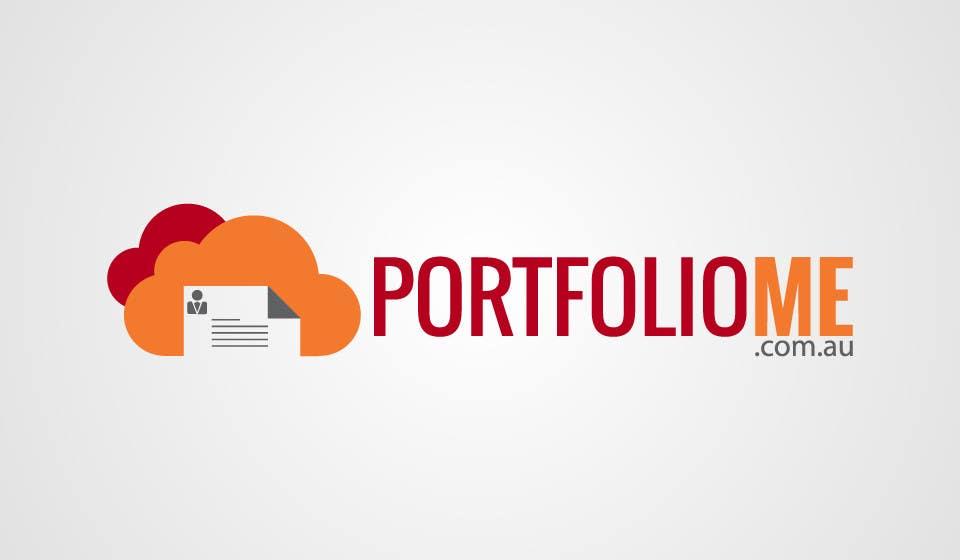 Bài tham dự cuộc thi #                                        41                                      cho                                         Design a Logo for portfoliome.com.au
