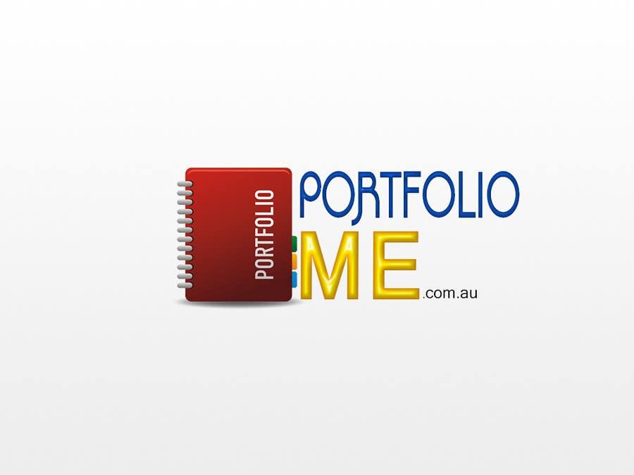 Bài tham dự cuộc thi #                                        37                                      cho                                         Design a Logo for portfoliome.com.au