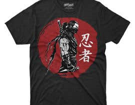Nro 157 kilpailuun Tshirt design käyttäjältä fajler526