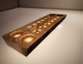 #20 for tabletop shelf design af LucasDadabe