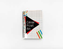 #20 for Pixel Notebook Cover Simple Design - Back&Forth. by rayanfahim