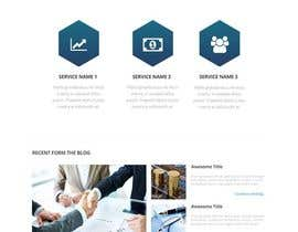 #10 for I need a website for my business by AnwareWebTrust