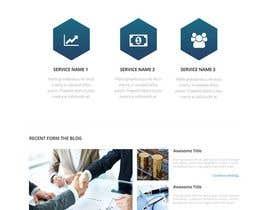 #10 для I need a website for my business от AnwareWebTrust