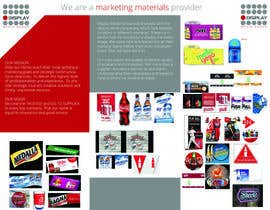 #4 for Brochure and business card af roopalcurio