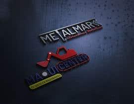 #9 para LOGO EMPRESA MAQUICENTER y METALMARK de ivanbermudezpaz