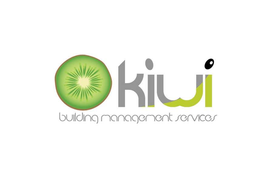 Bài tham dự cuộc thi #                                        47                                      cho                                         Logo Design for KIWI Building management Services