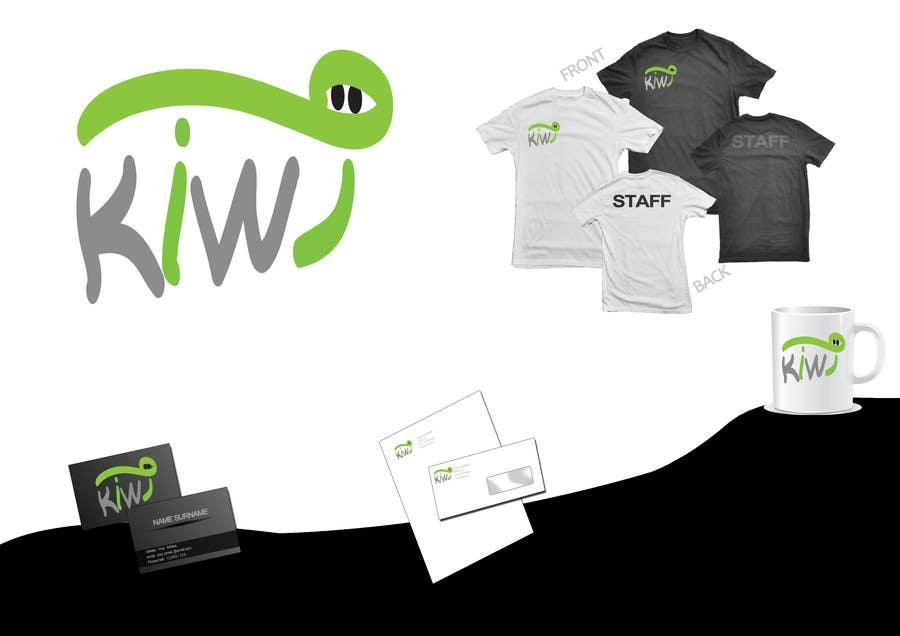 Bài tham dự cuộc thi #                                        22                                      cho                                         Logo Design for KIWI Building management Services