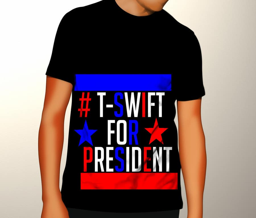 Contest Entry #                                        18                                      for                                         Design a T-Shirt for mock campaign