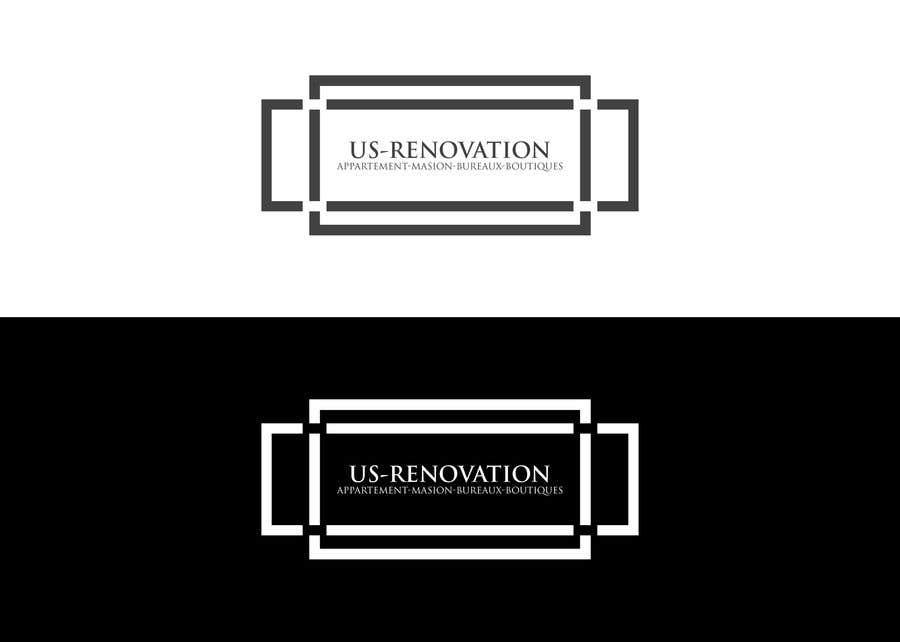 Proposition n°                                        109                                      du concours                                         je besoin crée logo pour ma entreprise de rénovation
