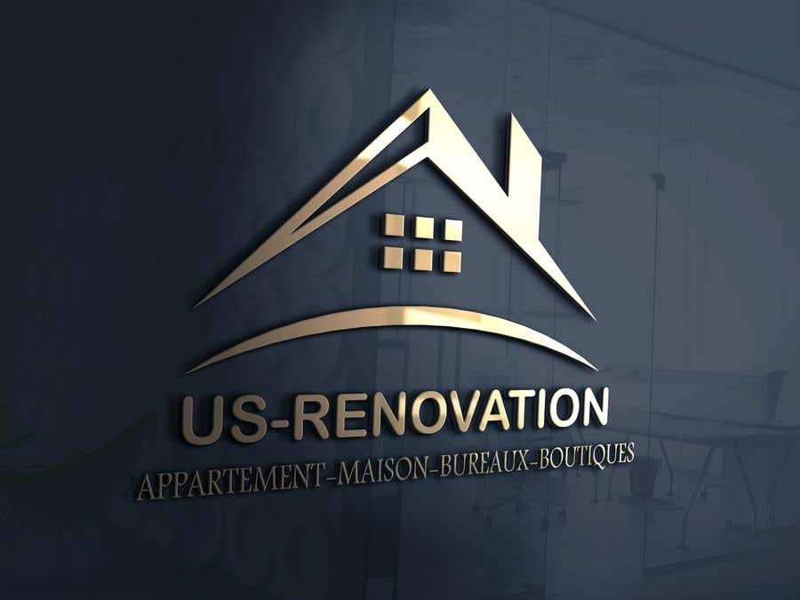 Proposition n°                                        104                                      du concours                                         je besoin crée logo pour ma entreprise de rénovation